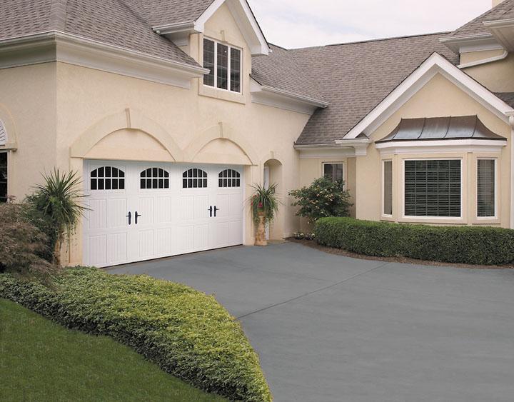 Amarr Garage Doors Classica amarr classica carriage house doors | genie of fairview