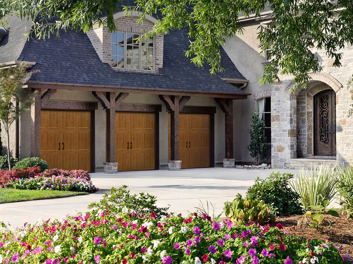 Amarr Classica Carriage House Doors Genie Of Fairview