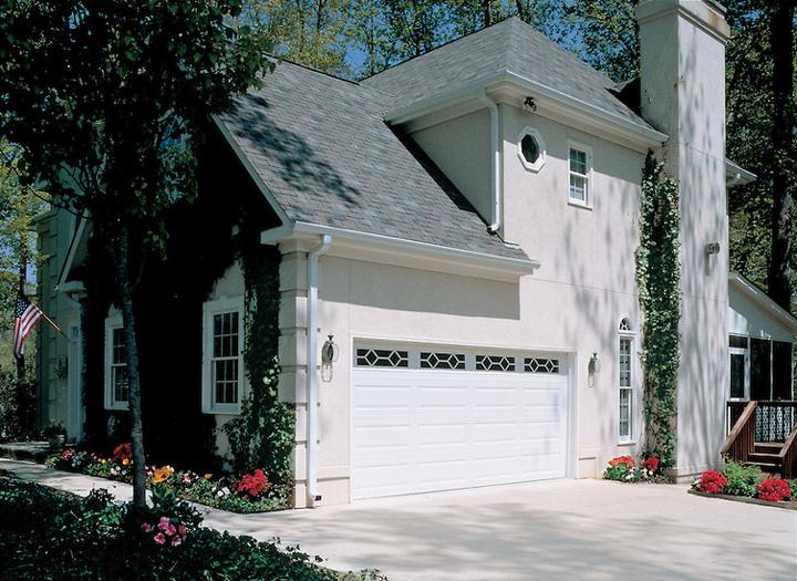 Amarr Heritage Long Panel Double Garage Door 171 Genie Of